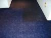 Dunkler Teppichboden