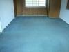 Heller Teppichboden