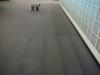Behandelter Teppichboden